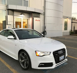 2014 Audi A5 S-Line Progressive Mint Condition