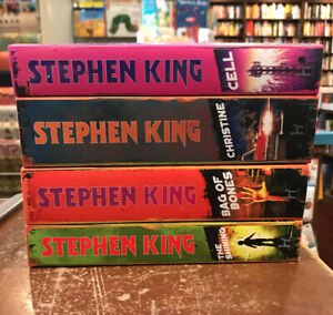 Stephen King (limited edition, UK exclusive) Halloween Editions