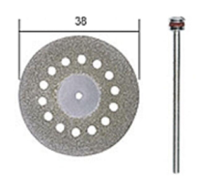 Proxxon 28846 Diamantierte Trennscheibe mit Kühllöchern