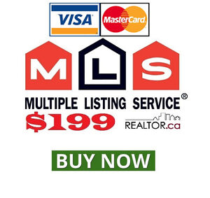 $199 MLS IS HERE -BE YOUR OWN AGENT AND PAY YOURSELF!
