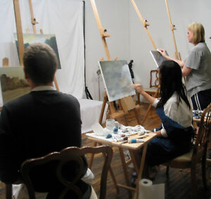 Art Classes Kitchener Waterloo Lessons LOOK