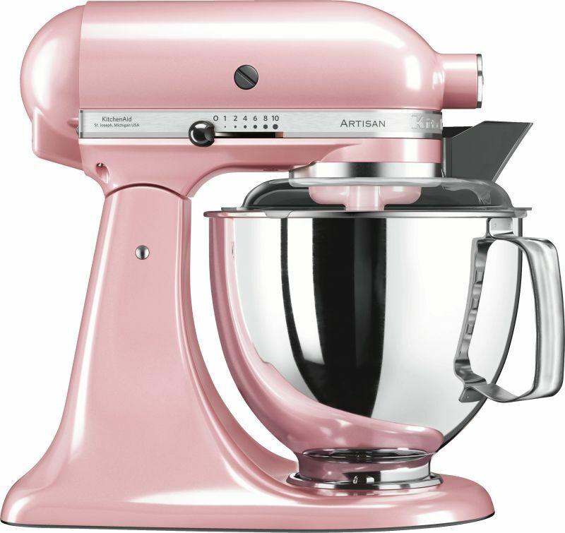 KitchenAid 5KSM175PSESP 4,8 L Artisan Küchenmaschine Pink, Aussteller