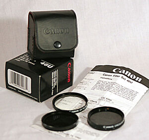 Canon 46U Filter Set - 46mm