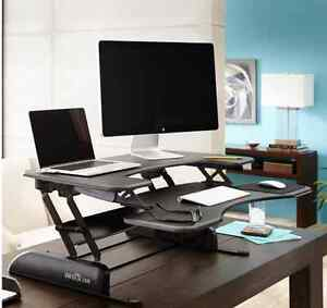 Stand up desk - Varidesk Pro Plus 36 - Never used