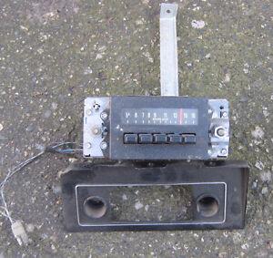 Ford Philco Am radio