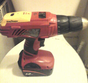 20$ ... SKIL 2467-03 12-Volt 3/8-Inch Drill/Driver with Stud Fin