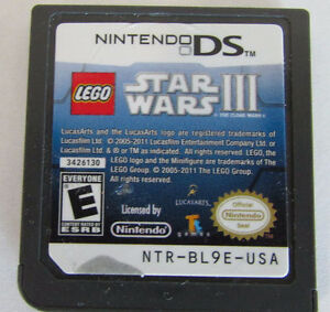 Lego Star Wars Nintendo DS