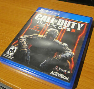 COD Black Ops 3 for PS4