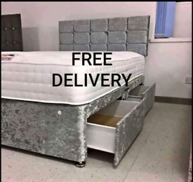 🛏 FREE DELIVERY! Brand New Deluxe Beds Direct from the Manufacturer