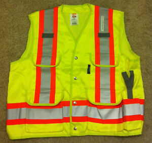 Surveyor/Supervisor Safety Vest Edmonton Edmonton Area image 5