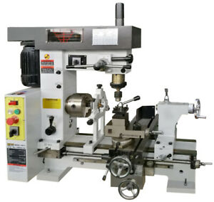 LATHE/MILL COMBO-milling machine 16x20, trade or cash