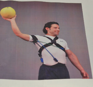 Cadlow Shoulder Stabilizer - for dislocation management