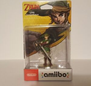 MINT Twilight Princess Link Amiibo Sealed North American!