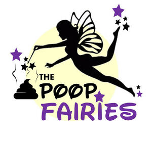 **The Poop Fairies** Dog Poop Clean Up BARRIE & ORILLIA