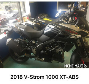 V-STROM1000XT-ABS and DL650-- INVENTORY ROLL-OUT CLEARANCE EVENT