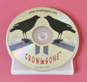 CROW BE GONE  - - -  CHASSE CORNEILLE