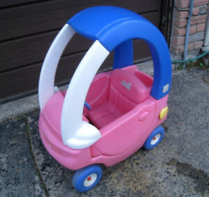 used Step2  Floor-to-floor Ride-on Car WITH MUSIC,quitegood cond