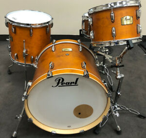 Pearl Session Studio Classic and Bags 20/14/12