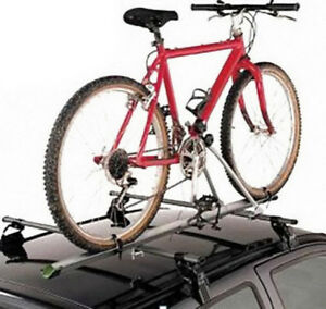 ROOF MOUNTED ALUMINUM BIKE BICYCLE CARRIER RACK....NEW IN BOX...