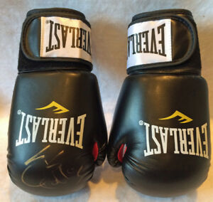 Sylvester Stallone Signed Everlast Boxing Gloves Pair