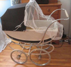 Marmet Brand English Pram (Baby Carriage)