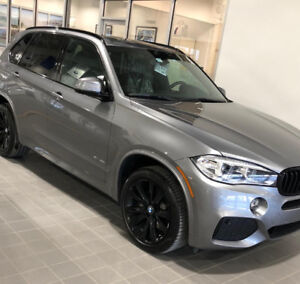 2016 BMW X5 M-Package MINT CONDITION 7 PASSENGER (LEASE OR BUY)