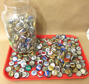 1000 beer caps for crafts/projects (look what we made!)