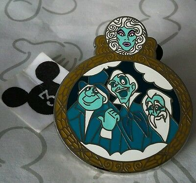 Hitchhiking Ghosts Leota Haunted Mansion Park Attractions Mystery Disney Pin