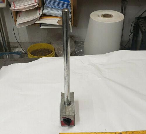 SPI Magnetic Indicator Base Gage Holder Assembly