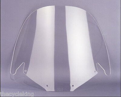 Honda GL 1100 Goldwing GL1100 - Large Touring/Wrap-around Replacement Windshield
