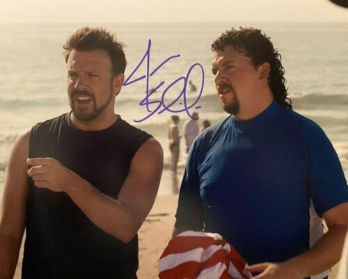Jason Sudeikis signed autographed 8x10 photo Danny McBride Eastbound and Down