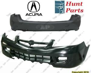 All Acura Bumper Cover Front Rear Fender Grille Hood Absorber Couverture Pare-Chocs Arrière Avant Aile Capot Absorbeur