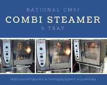 Rational CM61 6 Tray Combi Steamer Dandenong South Greater Dandenong Preview