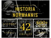 Historia Normannis - Medieval Combat and Re-enactment in Bolton