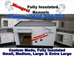 Fully Insulated Dog Kennels from $150.00 Dubbo Dubbo Area Preview