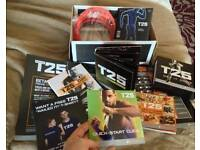 T25 workout dvd box set - Price includes recorded delivery
