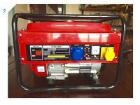 New Petrol Generator was £280 reduced £160