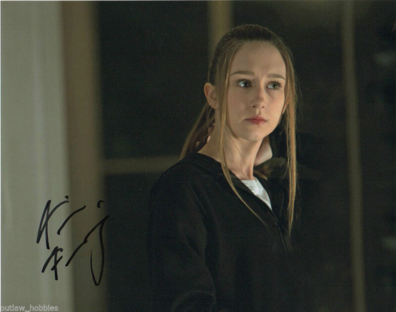 Taissa Farmiga American Horror Story Autographed Signed 8x10 Photo COA #3