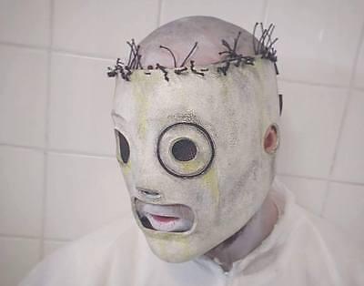 Slipknot Corey Taylor replica mask   leather sublime1327  HALLOWEEN prop - Slipknot Corey Mask