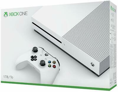 Microsoft Xbox One S 1TB Console - White (Open Box) - Last One! Netflix Youtube