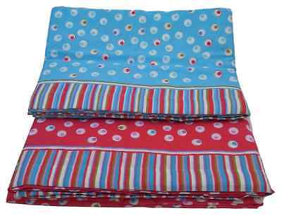 Set Bed Sheets Flannel measures MAXI 1 square and half. CANADA, Design 1