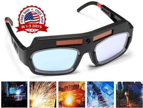 #1 Gafas Para Soldar Máscara Lente Casco Oscurecimiento Soldador Welding Goggles