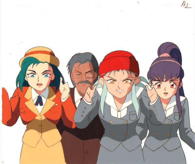 Anime Cel Tenchi #320