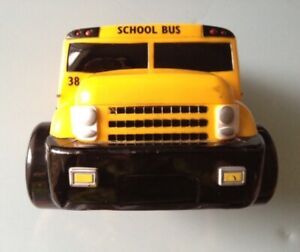 Soft Remote Controlled School Bus