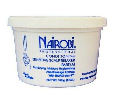 Nairobi Conditioning Sensitive Scalp Relaxer Part (A) 5 oz