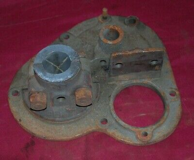 1 12 Hp International Ihc M Mag Side Crank Case Cover Igniter Gas Engine Motor