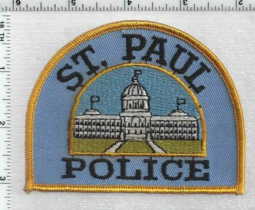 St. Paul Police (Minnesota) 2nd Issue Shoulder Patch