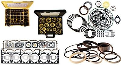 Bd-3204-006of Out Of Frame Engine Oh Gasket Kit Fits Cat 910 931b 931c D3b D3c