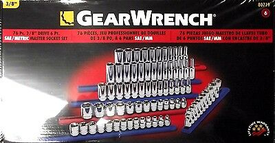 GearWrench 80719 76-pc 3/8