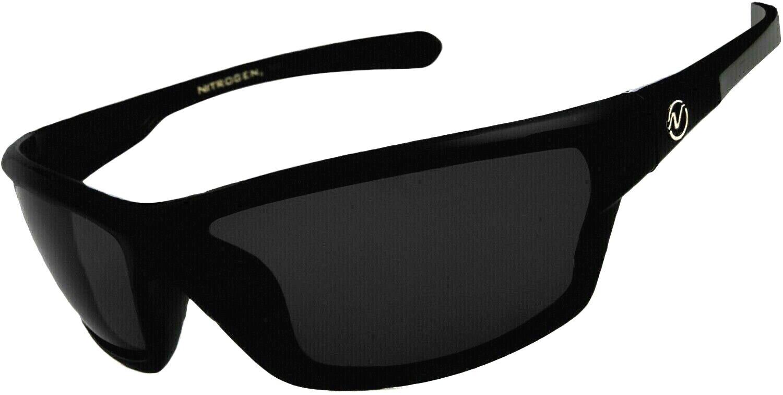 POLARIZED Nitrogen Men's Sports Baseball Hunting Fishing Golfing Wrap Sunglasses